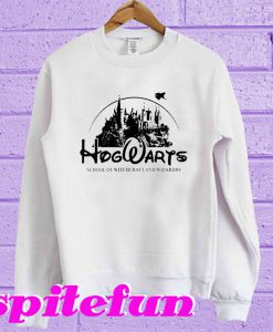 Hogwarts disney castle Sweatshirt