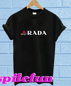 Playstation prada T-shirt