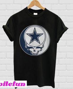 a2997fc0c8b NFL Dallas Cowboys grateful dead fan fan football T-shirt