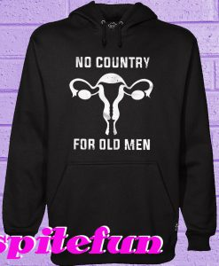 Uterus No Country For Old Men Hoodie