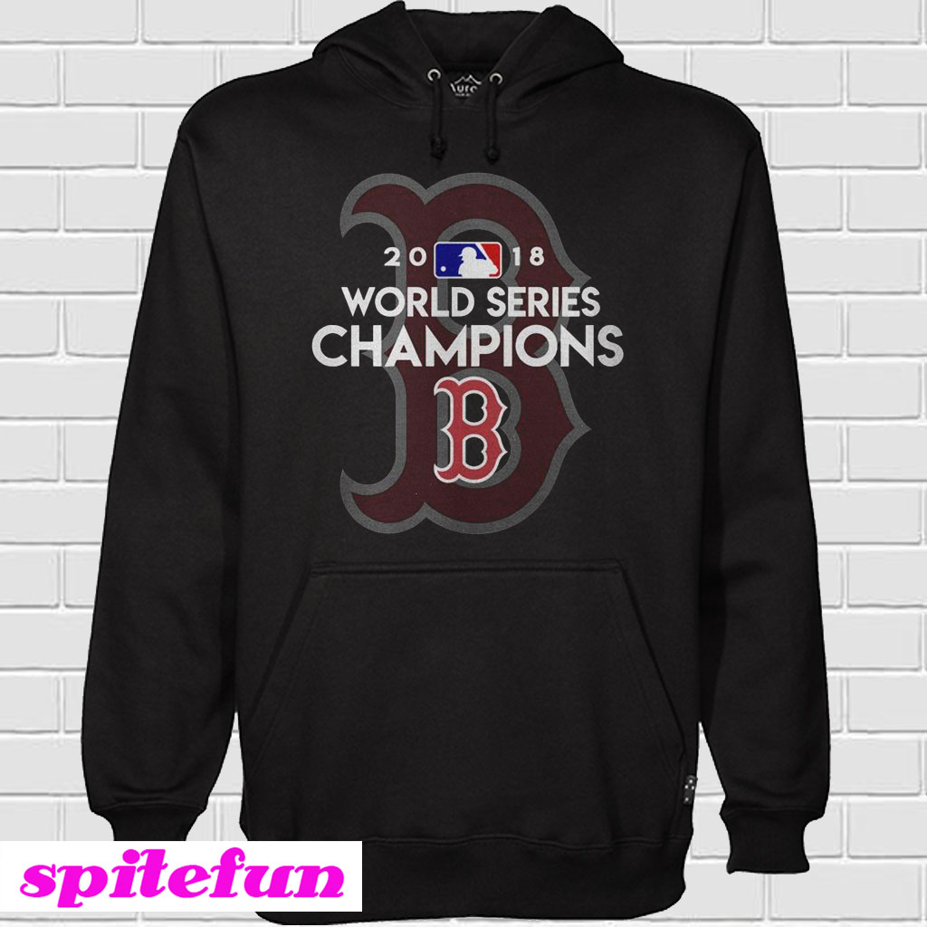 online retailer bbdc4 f5766 Boston Red Sox world series champions Hoodie