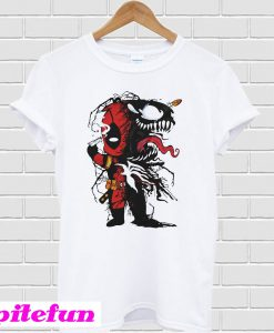 Venom and Deadpool T-shirt
