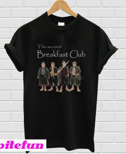 The Lord of the Rings - Hobbit - The Second Breakfast Club T-Shirt