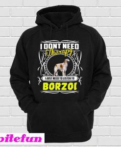 Borzoi Hoodie