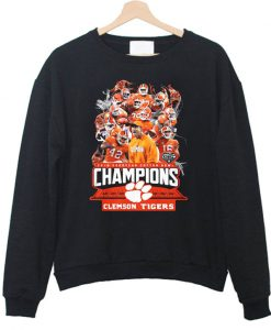 2019 doffer cotton bowl champions clemson tigers football Sweatshirt