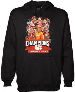 2019 doffer cotton bowl champions clemson tigers football Hoodie
