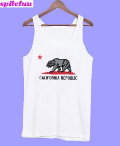 California Republic Tank Top