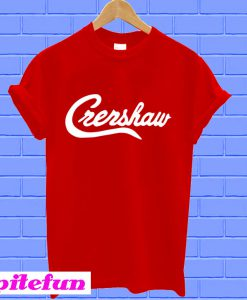 Tiger woods crenshaw T-shirt