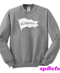 Alabama Gray Sweatshirt