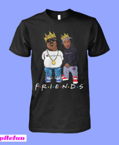 The Notorious B.I.G. and Tupac friends T-Shirt