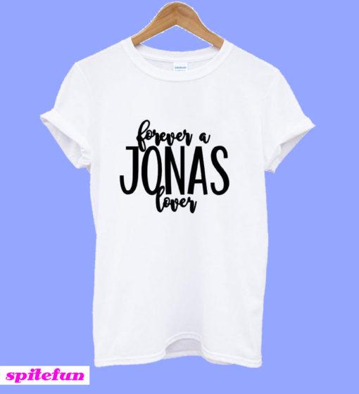 Forever A Jonas Lover T-Shirt