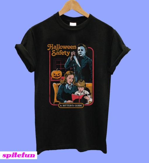 Halloween Safety A Sitter's Guide T-Shirt