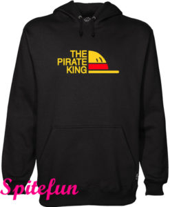 Anime One Piece The Pirate King Hoodie