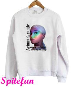 Ariana Grande Sweetener Word Tour 2019 Sweatshirt