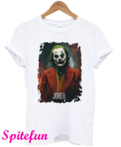The Joker Joaquin Phoenix T-Shirt