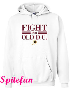 Washington Redskins Fight For Old DC Hoodie