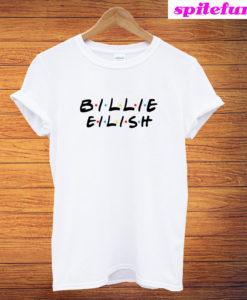 Billie Eilish Friends Tv Show T-Shirt