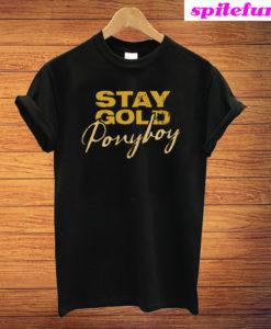 Stay Gold Ponyboy T-Shirt