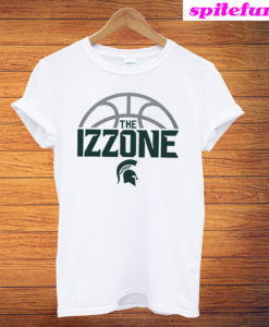 The Izzone Michigan State Basketball T-Shirt