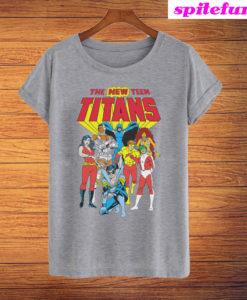 The New Teen Titans T-Shirt