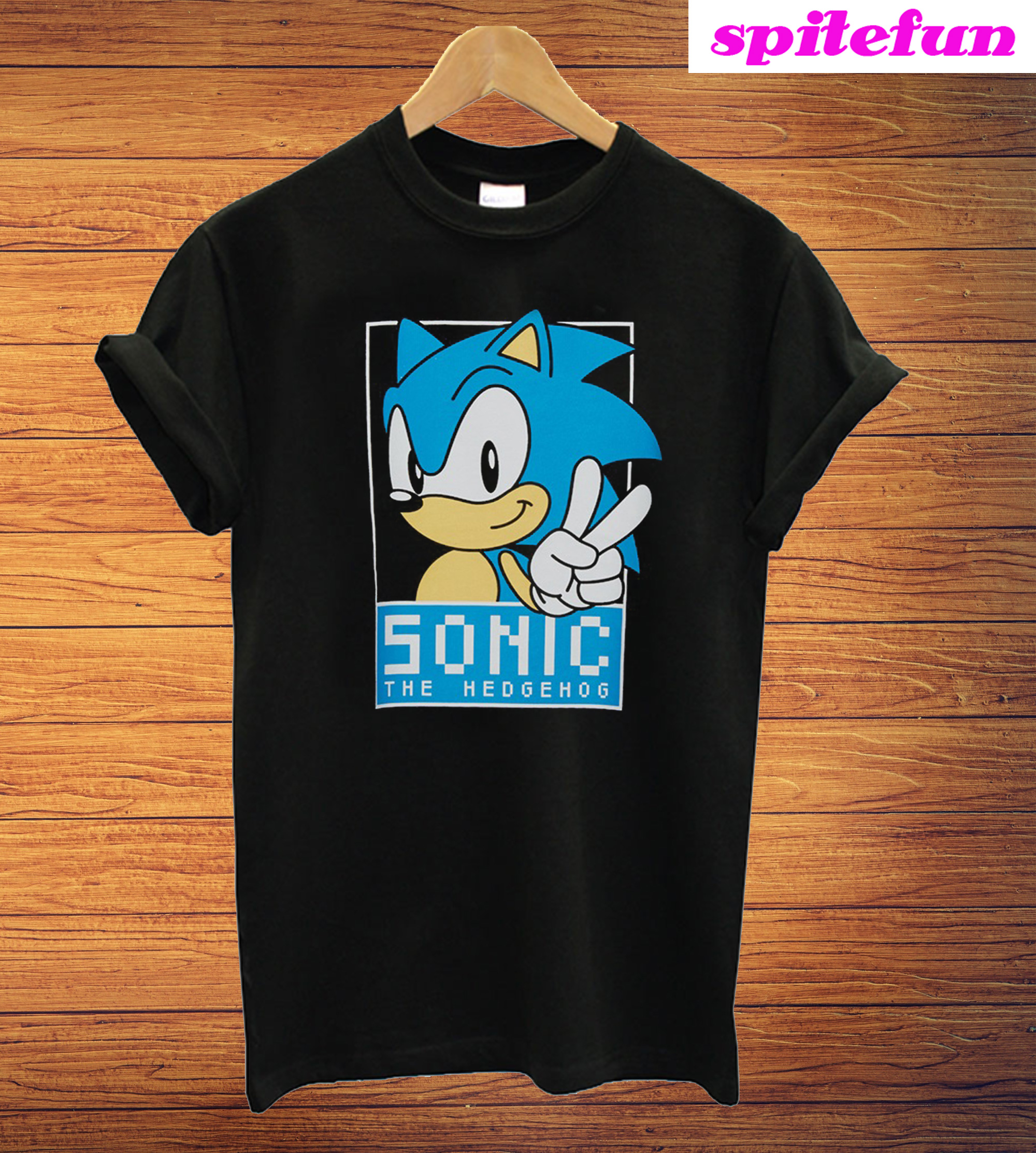 Perfect Primark Younger Boy Sonic The Hedgehog T Shirt