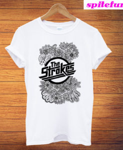 Unisex The Strokes Logo T-Shirt