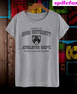 Zoom University Athletic Dept T-Shirt