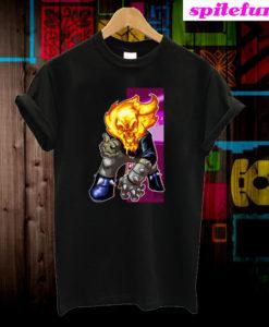 Chibi Ghost Rider T-Shirt
