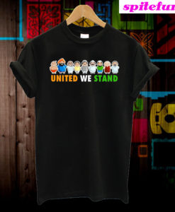 United We Stand Black T-Shirt