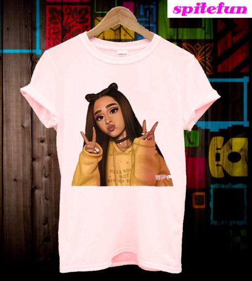 Stuff Ariana Grande Arianator Forever Merch T-Shirt