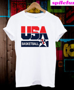 USA Basketball 1992 Dream Team T-ShirtUSA Basketball 1992 Dream Team T-Shirt
