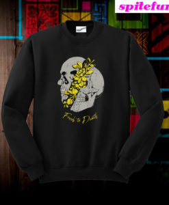 Air Jordan 4 Cool Skull SweatshirtAir Jordan 4 Cool Skull Sweatshirt